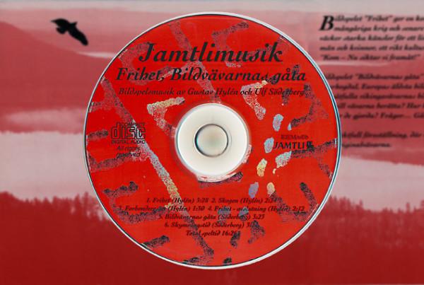Jamtli CD 1flat liten a