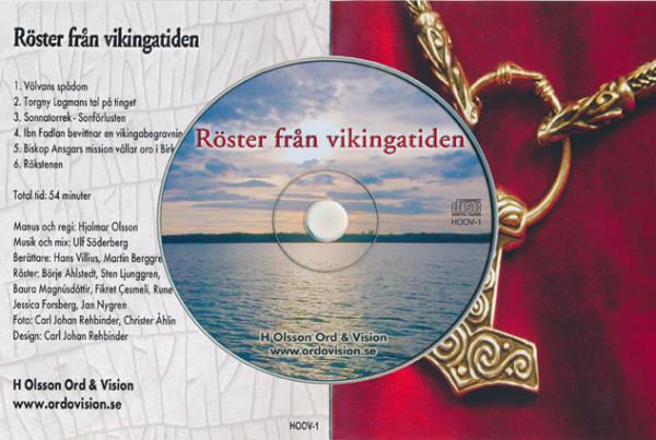 Röster Vikingatidenflat liten