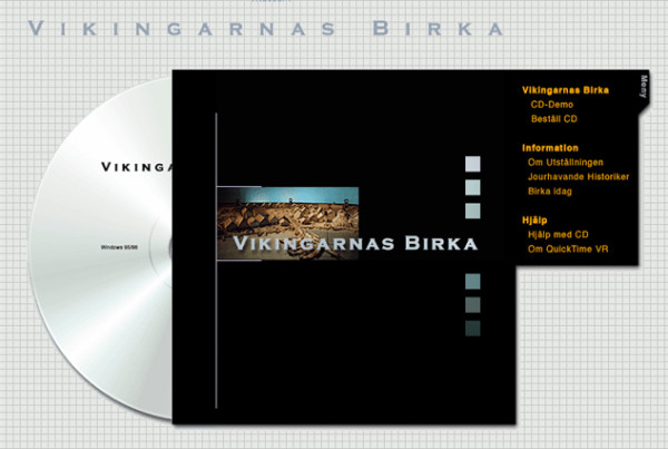 Vikingarnas Birka e