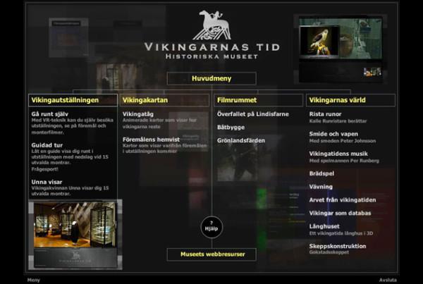 Vikingarnas Tid, Multimedia CD. ISBN 91-89176-20-0, The Museum of National Antiquities, Stockholm, Sweden. Contact: butiken@historiska.se